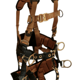 FALLTECH 7084 ComforTech Tower Climber Full Body Harness