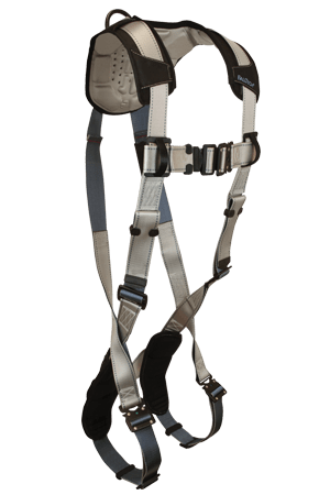 FallTech 7087 FlowTech Standard 1-D Full Body Harness/ Non-belted