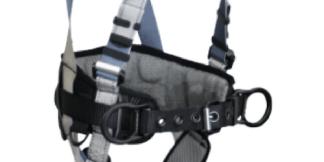 FallTech 7088B FlowTech LTE Construction Belted Full Body Harness