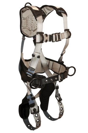 FallTech 7088 FlowTech 3-D Full Body Harness Belted Construction