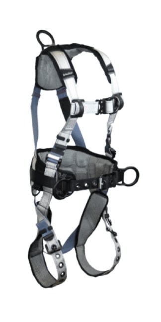 FallTech 7088BFD FlowTech LTE Construction Climbing Full Body Harness