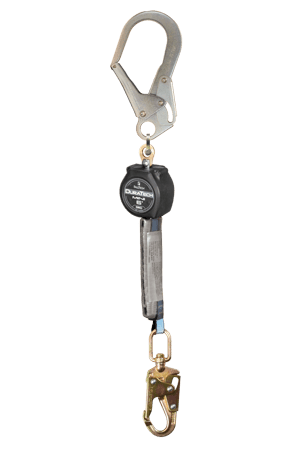72706SE2 6ft Mini SRD Single-LegSteel Rebar Hook and Swivel Snap Hook