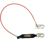 FallTech 8354LE Leading Edge Steel snaps Cable Landyard