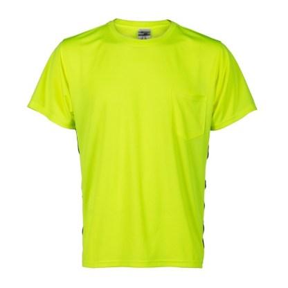 ML Kishigo 9200 Premium Black Series Hi Viz Lime T-Shirt