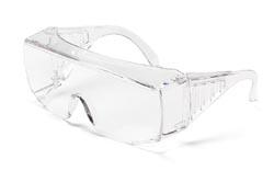MCR 9800XL Yukon Clear Lens  Safety Glasses