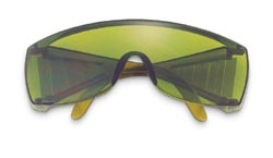 MCR 98120 Yukon Welding Safety Glasses - Green 2.0 Coated Lens