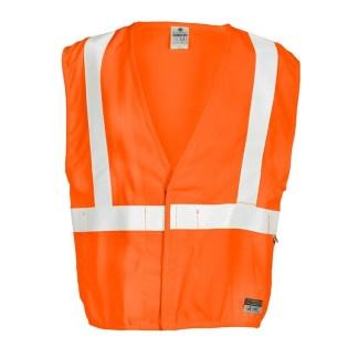 ML Kishigo F301 FR Classic Orange Vest
