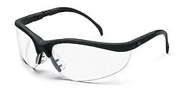 MCR KD110 Klondike Clear Lens Safety Glasses