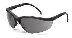 MCR KD112 Klondike Gray Lens Safety Glasses