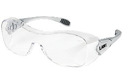 OG110AF Law OTG ( Over The Glasses) Clear Lens Anti-Fog Glasses