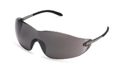 S2112 SAFETY GLASSES - Grey Lens
