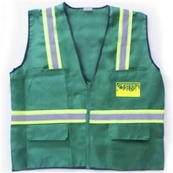 CERT Safety Jacket Vest With Reflective Stripes