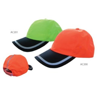 3A Safety Hi-Viz Ball Cap