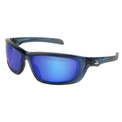 MCR Safety UD128BZ USS Defense DkBl, BossMan Blue Polarized