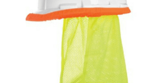 3A Safety NS3001 Lime Mesh Neck Shade