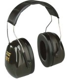 3M Peltor Optime 101 Series Earmuffs - Optime 101 Series, headband