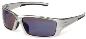 INOX SL1720BM/AF Eclipse Blue Mirror Lens With Silver Frame