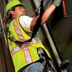 ML Kishigo T341 Fall Protection Safety Vest - Yellow/Lime