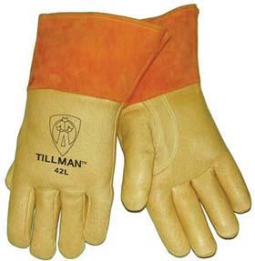 John Tillman Company 42 Pigskin MIG Welders Gloves