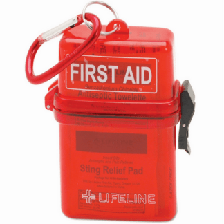 LifeLine Weather Resistant First Aid Kit 28 Piece