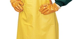 1328 Yellow .35mm PVC Polyester Apron