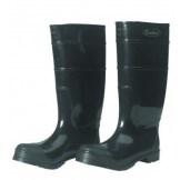 "1550 Black 16"" PVC Boots, Pair"