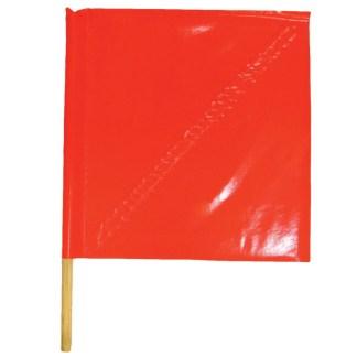 ML Kishigo 1600S Warning Flag with Diagonal Stay