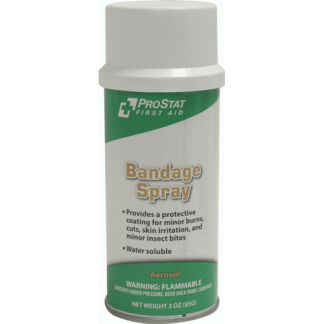 Bandage Spray 3oz Aerosol Can #2028