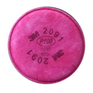 3M 2091 Replacement Cartridges and Filters