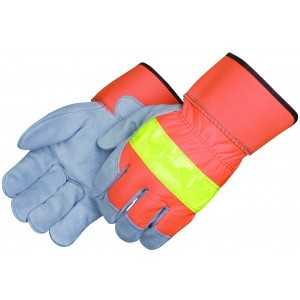 Liberty Gloves 3231 Side Split Leather Palm Glove, Dozen