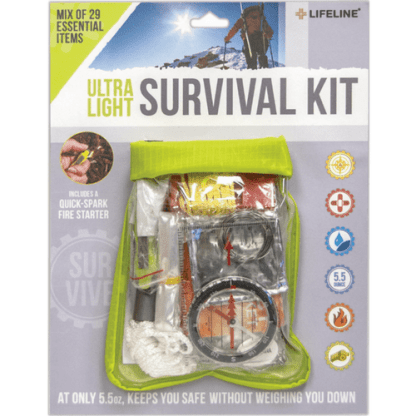 LifeLine Ultralight Survival Kit 29 Piece #3273