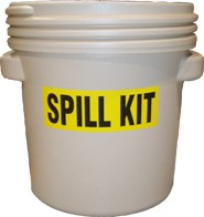 SK20 Oil Only Spill Kit (20 Gallon)