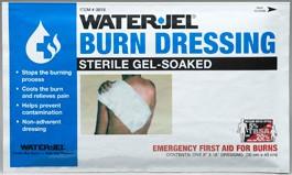 """Water-Jel 8"""" X 18"""" BURN DRESSING 0818-20"""