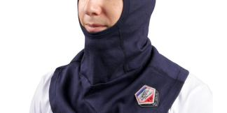 Black Stallion AH1520 ARC-Rated 2 Flame-Resistant Cotton Balaclava