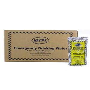MayDay 73011 Mayday Pouch Water (Case of 100)
