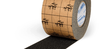 True Grip Black Non-Skid Tape, Per Roll