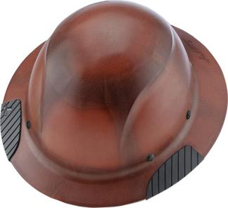 HDF-15NG DAX Natural Full Brim Hard Hat