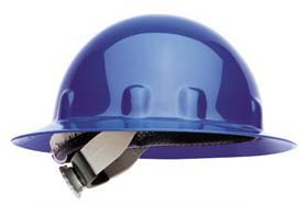 Fibre-Metal E1RW01A000 Full Brim Hard Hats