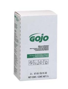 GOJO MULTI GREEN Hand Cleaner - PRO 2000 dispenser, black
