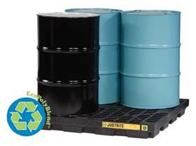 EcoPolyBlend Accumulation Centers - 4-Drum accumulation center