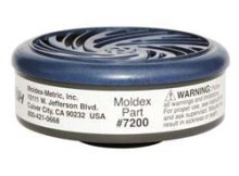 Moldex 7200 Acid Gas Cartridge
