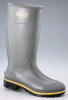 """Servus Pro Boots - Chemical-resistant boots, 15"""""""