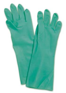 "NitriGuard 13"" Gloves - NitriGuard 15-mil gloves w/ sanitized liner"