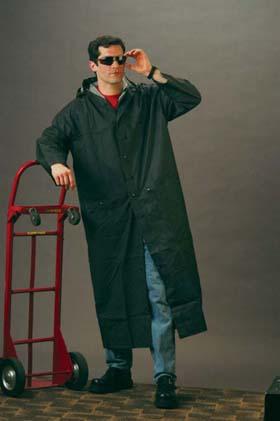 MCR 267C-L Rainwear Rider Coats - Classic rainwear rider coat