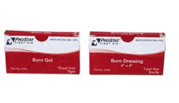ProStat 2532 Burn Dressing 4 x 4, 1 per box