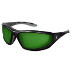 RP2150 Reaper - Black frame with green TPR 5.0 filter Lens