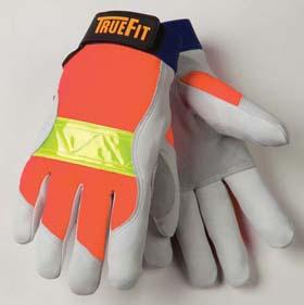 TrueFit Insulated Pigskin Gloves - TrueFit insulated gloves