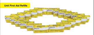 ProStat 2036 Bandage Compress 4 in, 1 per box
