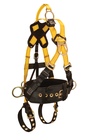 FALLTECH Roughneck Harnesses