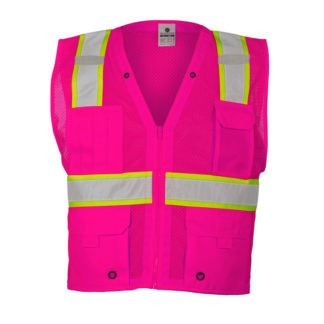 Pink Safety Vest